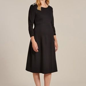 Isabella Oliver Paige Maternity Button dress